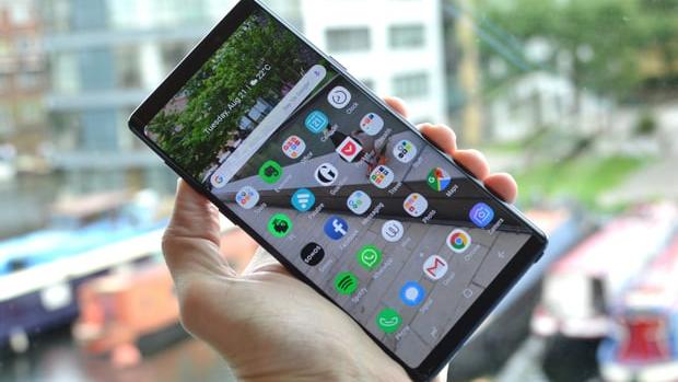 Galaxy Note 9 đắt khách ngày giao hàng đầu tiên