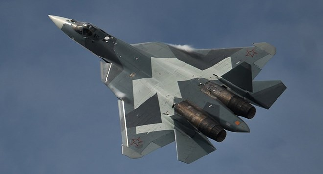 Nga sẽ trang bị công nghệ trí tuệ nhân tạo cho tiêm kích Su-57