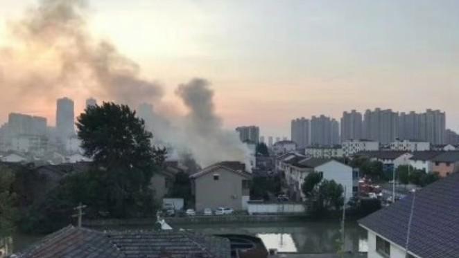 Cháy khách sạn tại Trung Quốc, gần 20 người thiệt mạng