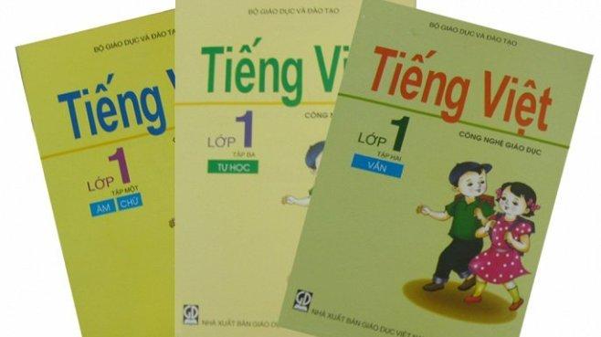Quan điểm của Bộ GD&ĐT về việc triển khai tài liệu Tiếng Việt lớp 1 Công nghệ giáo dục
