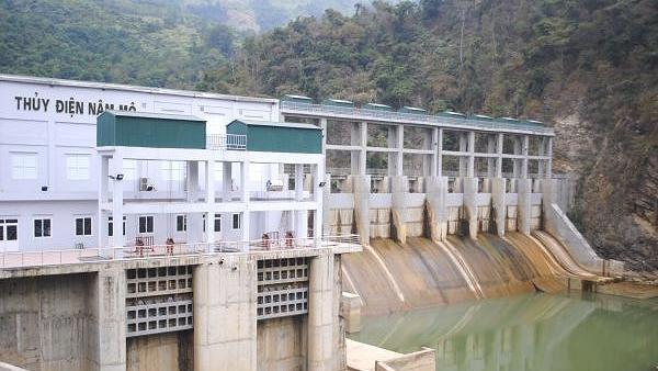 Sạt lở tại khu vực Nhà máy thủy điện Nậm Mô, Nghệ An