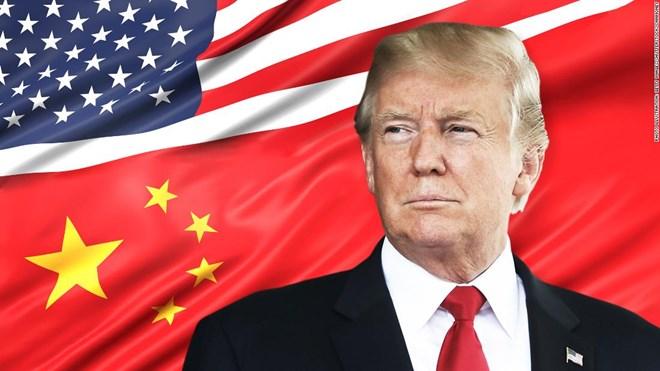 Tổng thống Mỹ Donald Trump chính thức áp thuế lên 200 tỉ USD hàng Trung Quốc