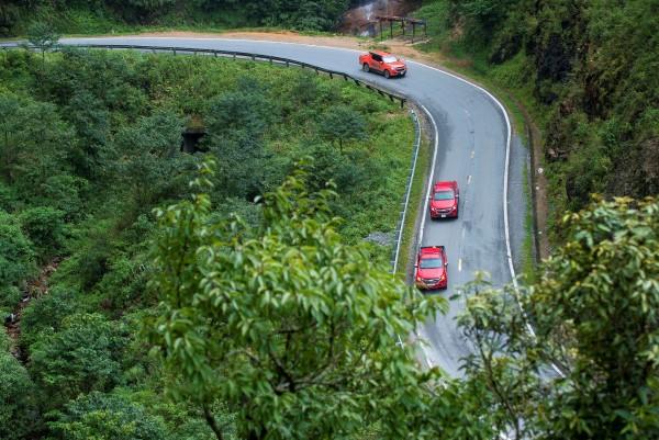 Trải nghiệm vòng cung Tây Bắc - Cung đường lái kỳ thú
