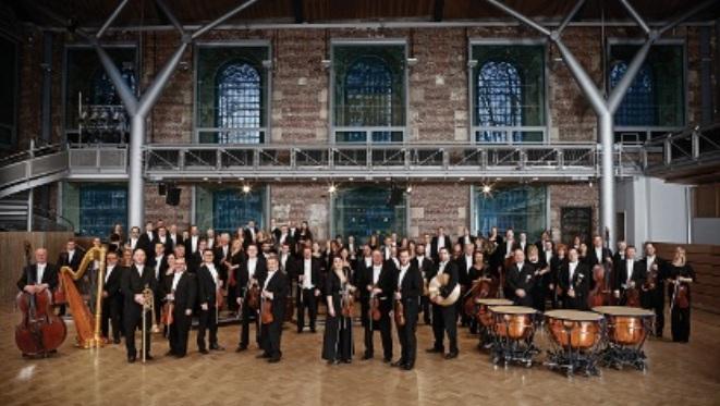 Hòa nhạc ngoài trời với London Symphony Orchestra