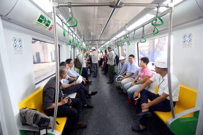 Đường sắt Cát Linh Hà Đông, Đường sắt Đô thị, Cát linh, Hà Đông, tàu điện ngầm