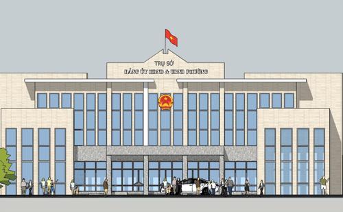 Hà Nội: Ý kiến trái chiều về 'đồng phục' cho 500 trụ sở phường, xã