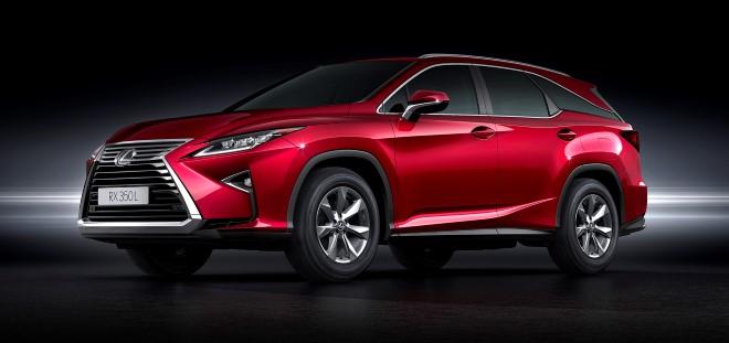 Hai phiên bản mới đầu tiên về Việt Nam của Lexus RX