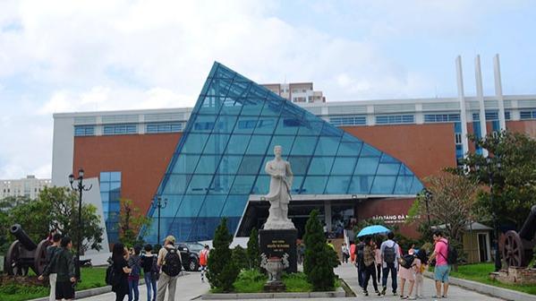 Đà Nẵng di dời Bảo tàng lịch sử thành phố để mở rộng Di tích quốc gia đặc biệt Thành Điện Hải