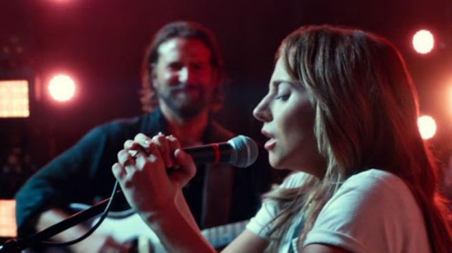 Nhạc phim 'A Star Is Born': Tác phẩm bùng cháy cảm xúc của Lady Gaga