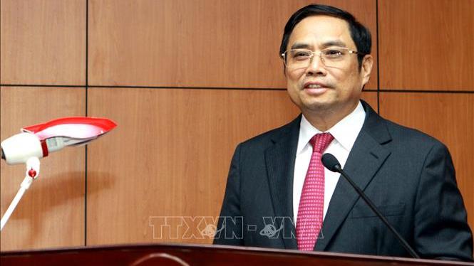 Trưởng ban Tổ chức Trung ương Phạm Minh Chính: Xây dựng cơ chế kiểm soát quyền lực, chống chạy chức, chạy quyền