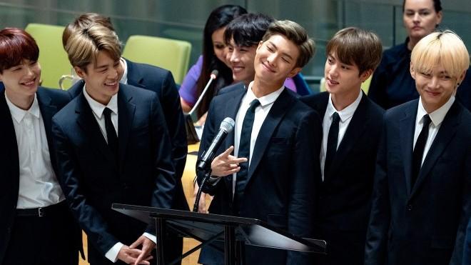 BTS được vinh danh tại AMA 2018: Sức mạnh của 'quyền lực mềm' từ K-pop