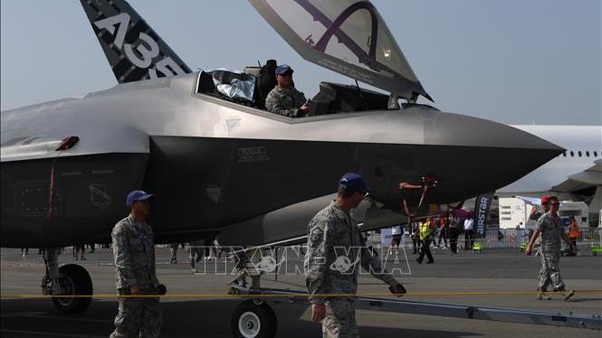 Israel điều tra nguyên nhân gây ra vụ tai nạn đầu tiên của dòng tiêm kích F-35