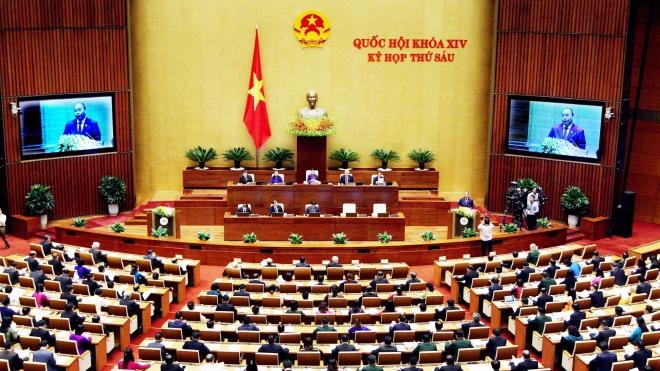 Kỳ họp thứ 6, Quốc hội khóa XIV sẽ quyết định nhiều nội dung quan trọng