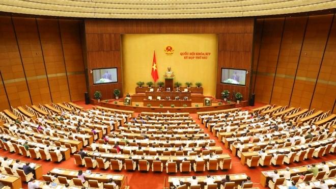 Kỳ họp thứ 6, Quốc hội khóa XIV: Quốc hội bầu Chủ tịch nước