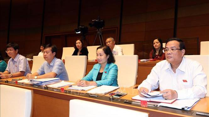 Kỳ họp thứ 6, Quốc hội khóa XIV: Mong đợi quy định pháp lý tối ưu về xử lý tài sản, thu nhập bất minh