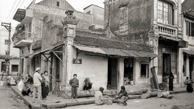 Sống chậm cuối tuần: Nếp nhà Hà Nội
