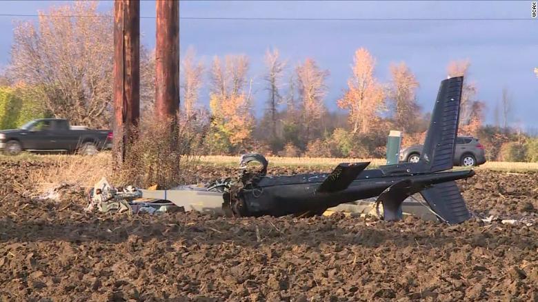 Rơi trực thăng ở Mỹ, 4 người thương vong
