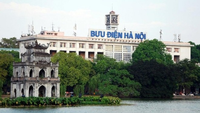 Tòa nhà Bưu điện Hà Nội: Ba thế kỷ 'chảy' qua một cái tên
