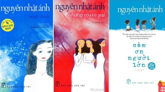 Lộ diện thêm một truyện dài 'độn thơ' của Nguyễn Nhật Ánh