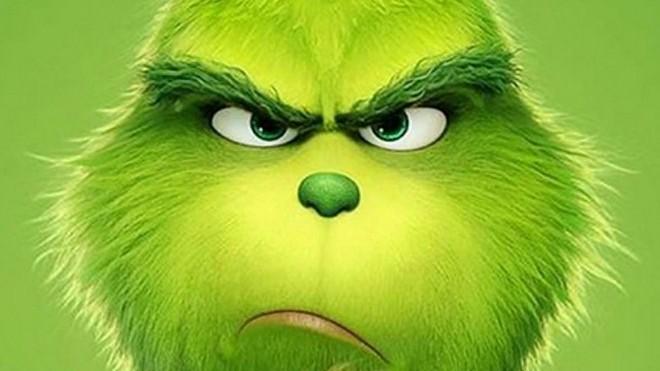 'The Grinch' - phim Giáng sinh chiếu sớm