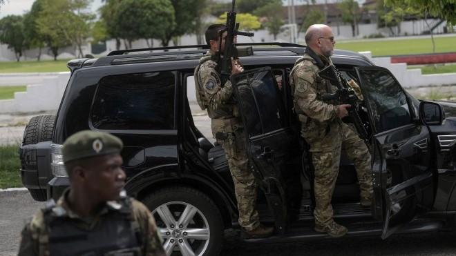 Brazil tiêu diệt 11 tên cướp trong băng cướp ngân hàng táo tợn