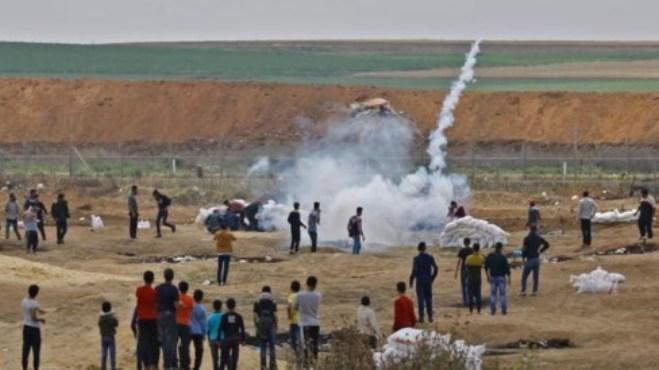 Đụng độ giữa Israel và Palestine ở dải Gaza