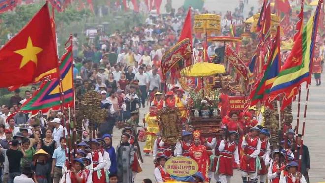 Phú Thọ phát huy giá trị di sản văn hóa truyền thống