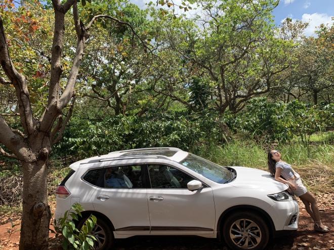 Có gì hay ở chiếc Crossover Nissan X-Trail phiên bản Việt vừa ra mắt?