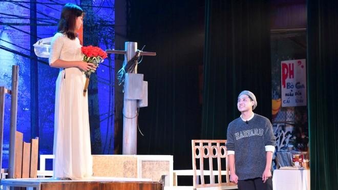 Nhà hát Tuổi trẻ phục dựng kịch 'Tin ở hoa hồng'