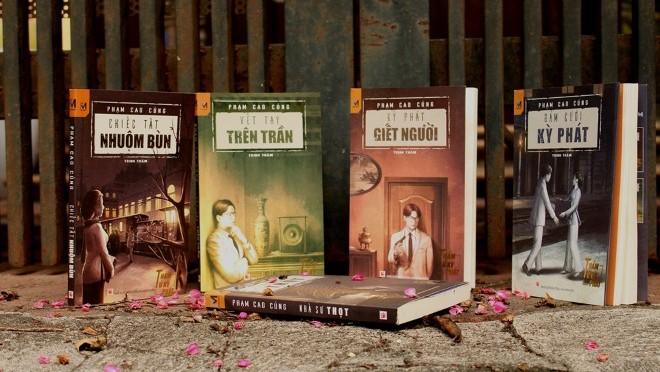 Khi truyện trinh thám Việt chờ được… đánh thức