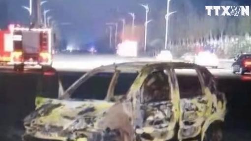 Ít nhất 22 người chết do nổ nhà máy hóa chất tại Trung Quốc