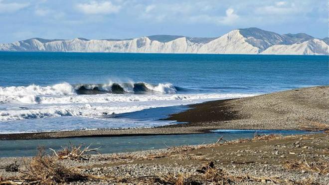 Động đất mạnh khiến các đảo chính của New Zealand tiến gần nhau hơn
