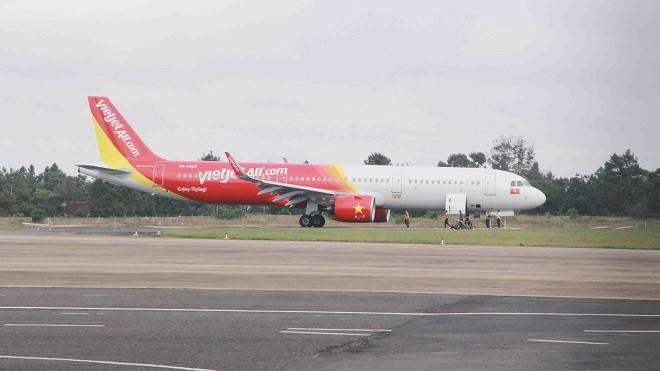 Bộ Giao thông Vận tải yêu cầu khẩn trương điều tra sự cố máy bay của Vietjet