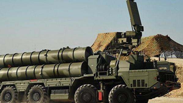 Nga triển khai tên lửa S-400 mới trên Bán đảo Crimea
