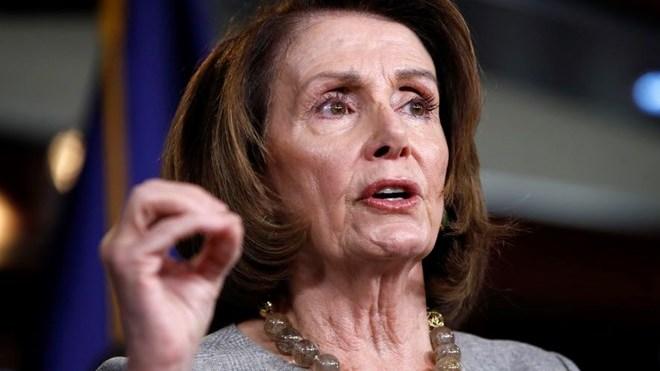Mỹ: Đảng Dân chủ đề cử bà Pelosi làm Chủ tịch Hạ viện