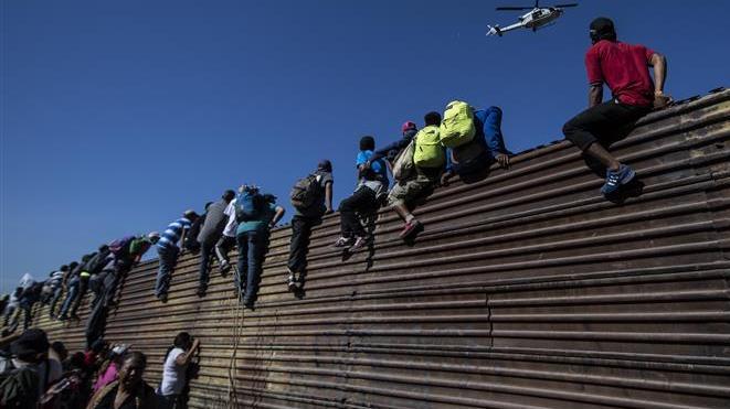 LHQ kêu gọi bảo vệ đoàn người di cư Trung Mỹ tới Mỹ