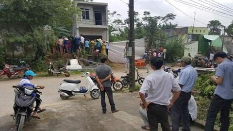 Thanh Hóa: Điều tra, làm rõ vụ hai người tử vong bất thường gần nhà riêng