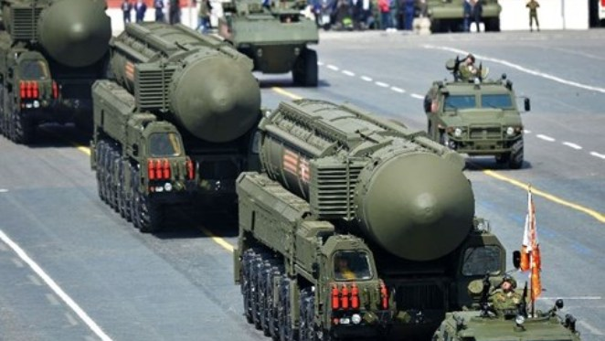 Tổng thống Nga Vladimir Putin cảnh báo một cuộc chạy đua vũ trang mới