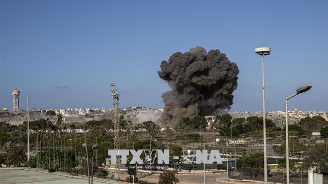 Mỹ tiêu diệt 11 tay súng tình nghi của Al-Qaeda tại Libya