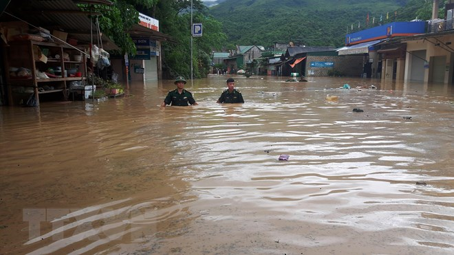 Việt Nam ở top 10 nước bị ảnh hưởng nhiều nhất của biến đổi khí hậu