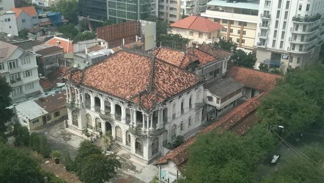 Thành phố Hồ Chí Minh đang mất dần di sản đô thị