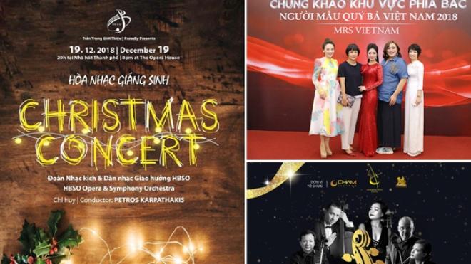 Sự kiện văn hóa - nghệ thuật nổi bật trong tuần từ ngày 17 - 22/12