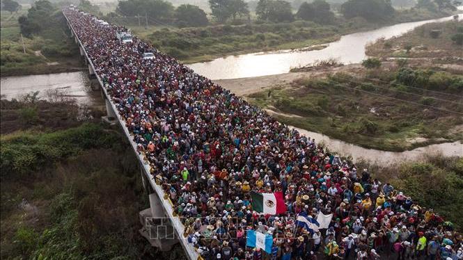 Tòa án Mỹ phản đối chính sách nhập cư của Tổng thống Donald Trump