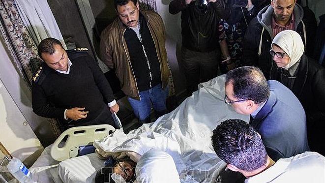 Đoàn khách Việt gặp nổ bom ở Ai Cập được cam kết thực hiện bảo hiểm thỏa đáng