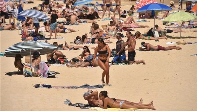 Nắng nóng kỷ lục lan rộng khắp vùng Đông Nam Australia