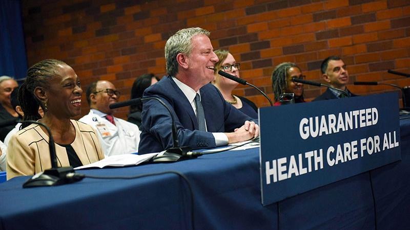 Mỹ: New York 'hồi sinh' chương trình chăm sóc sức khỏe 'Obamacare'