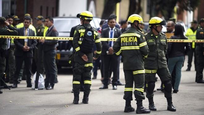 Colombia xác định nghi can vụ đánh bom xe khiến hơn 70 người thương vong