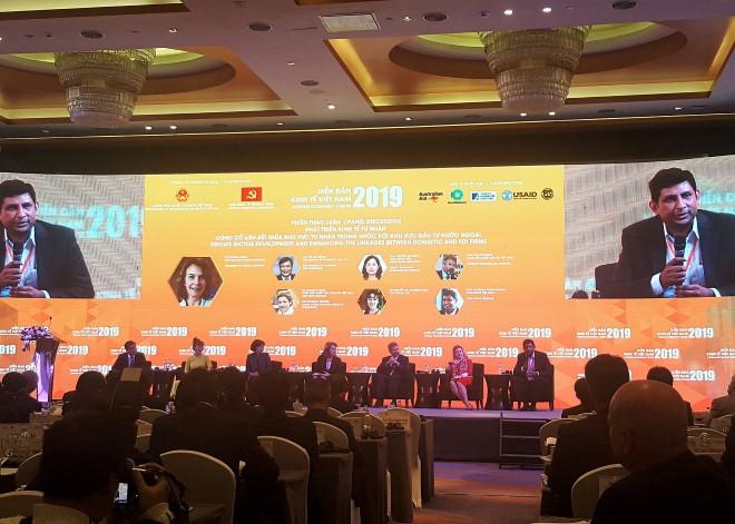 Nestlé Việt Nam chia sẻ kinh nghiệm tại Diễn đàn kinh tế Việt Nam 2019