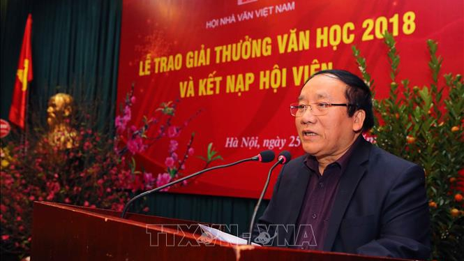 Hội Nhà văn Việt Nam tiếp tục bỏ trống giải thưởng văn xuôi và thơ
