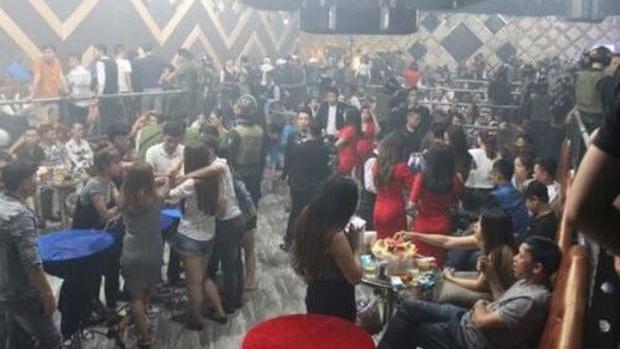 Thành phố Hồ Chí Minh: 'Đột kích' quán bar, phát hiện nhiều đối tượng sử dụng ma túy